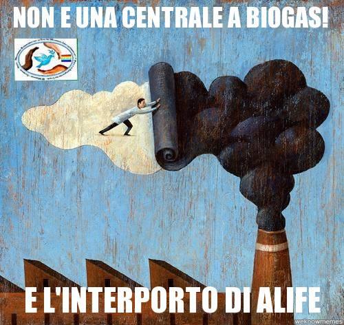 no biogas alife