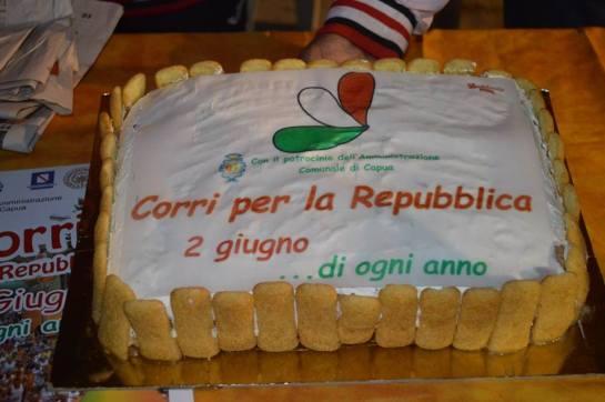Presentazione gara podistica Corri per la Repubblica1