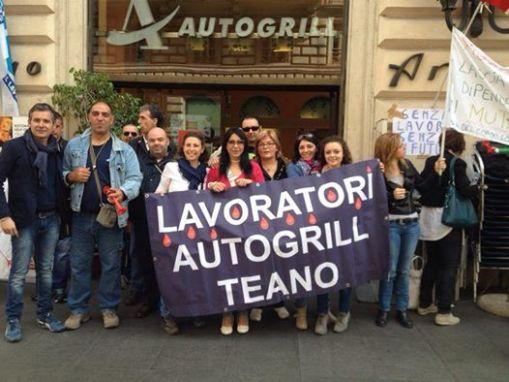 Lavoratori Autogrill