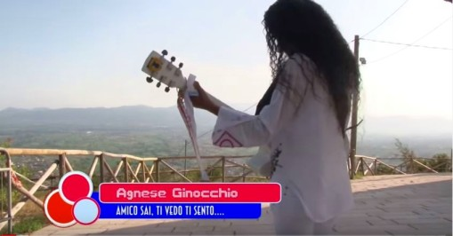 agnese-ginocchio music for peace to gaetano cuomo