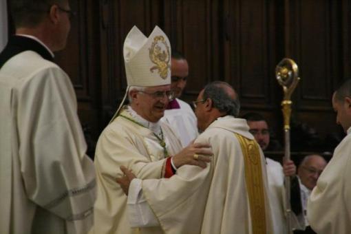 vescovo e don tescione