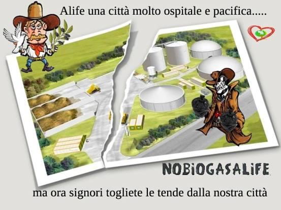 biogas no alife
