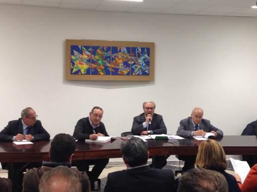 consiglio dei delegati consorzio - seduta del 27 aprile