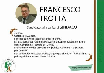 francesco trotta